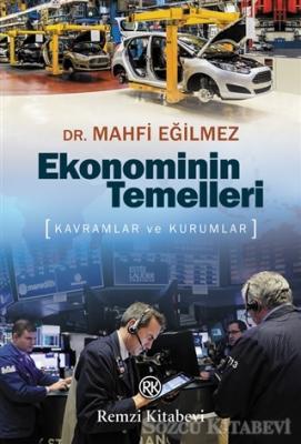 Mahfi Eğilmez - Ekonominin Temelleri | Sözcü Kitabevi