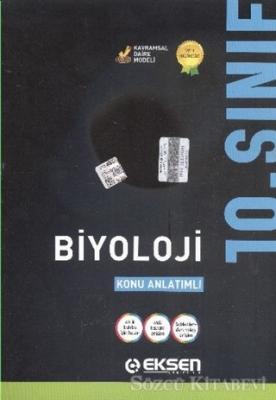 Murat Aydoğan - Eksen 10. Sınıf Biyoloji Konu Anlatımlı | Sözcü Kitabevi