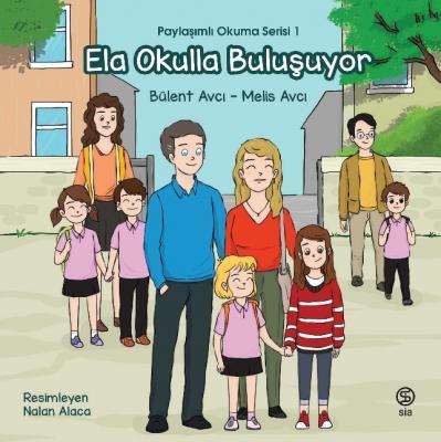 Melis Avcı - Ela Okulla Buluşuyor | Sözcü Kitabevi
