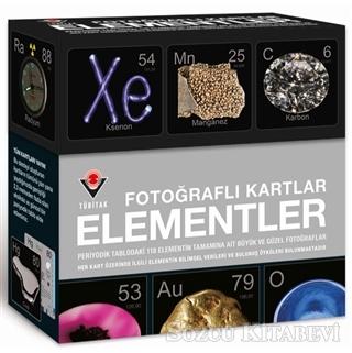 Elementler - Fotoğraflı Kartlar