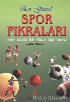 Derleme - En Güzel Spor Fıkraları (Futbol, Basketbol, Boks, Atletizm, Güreş, Tenis vb.) | Sözcü Kitabevi
