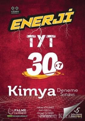 Enerji TYT Kimya 30 Deneme Sınavı