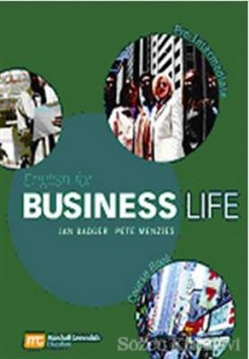 English for Business Life Course Book Pre-Intermediate Level