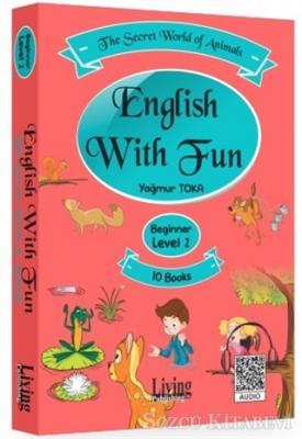 English With Fun Level 2 - 10 Kitap