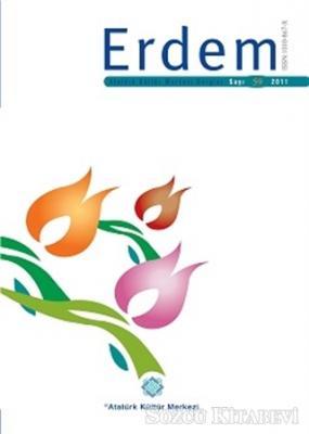 Erdem Atatürk Kültür Merkezi Dergisi Sayı: 59 2011