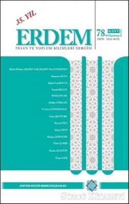 Erdem Atatürk Kültür Merkezi Dergisi Sayı: 78 Haziran 2020