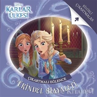 Erindel Hayaleti - Disney Karlar Ülkesi