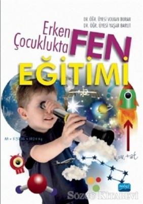 Volkan Duran - Erken Çocuklukta Fen Eğitimi | Sözcü Kitabevi