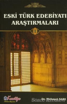Eski Türk Edebiyatı Araştırmaları