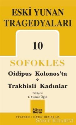 Eski Yunan Tragedyaları 10 Sofokles