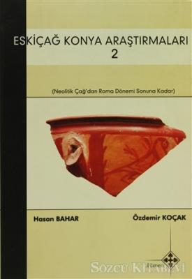 Eskiçağ Konya Araştırmaları 2