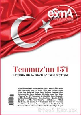 Esma-i Hüsna Dergisi Yıl: 5 Sayı: 54 Temmuz 2017