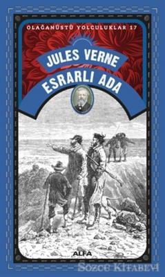 Jules Verne - Esrarlı Ada | Sözcü Kitabevi