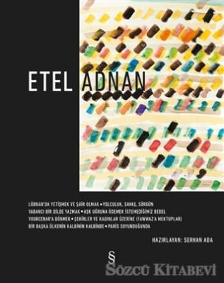 Serhan Ada - Etel Adnan | Sözcü Kitabevi
