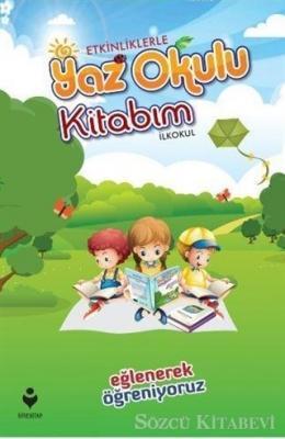 Etkinliklerle Yaz Okulu Kitabım - İlkokul