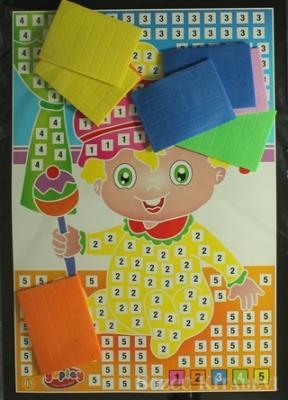 Eva Mozaik - 03 Eğitici ve Eğlenceli