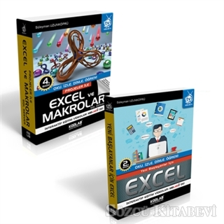 Excel Eğitim Seti (2 Kitap Takım)