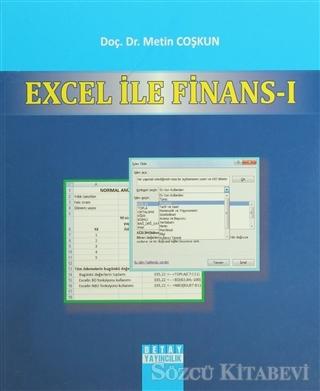 Excel ile Finans - 1