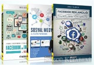 Aykut Alçelik - Facebook Instagram ve Sosyal Medya Reklamcılığı Eğitim Seti (3 Kitap) | Sözcü Kitabevi
