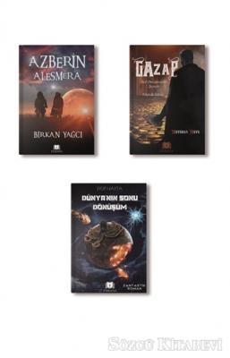 Fantastik Roman Seti - 3 Kitap Takım