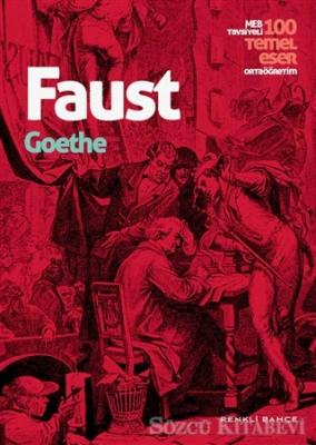 J. W. Von Goethe - Faust   Sözcü Kitabevi