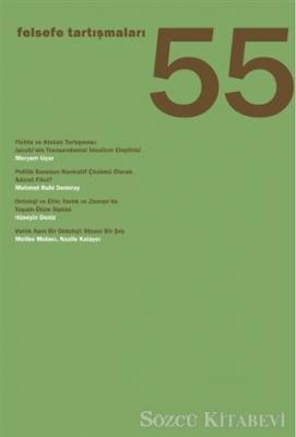 Kollektif - Felsefe Tartışmaları 55 | Sözcü Kitabevi