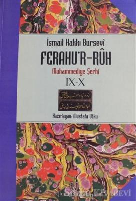 İsmail Hakkı Bursevi - Ferahu'r-Ruh 9-10 | Sözcü Kitabevi
