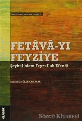 Fetava-yı Feyziye