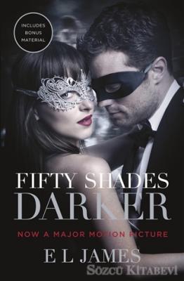 E. L. James - Fifty Shades Darker Movie Edition Book 2 | Sözcü Kitabevi