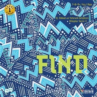Kolektif Find Iq Dikkat Ve Yetenek Gelistiren Kitaplar Serisi
