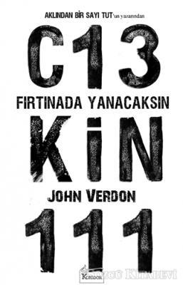 John Verdon - Fırtınada Yanacaksın | Sözcü Kitabevi