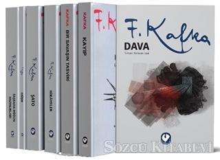 Franz Kafka Öykü ve Roman Seti (7 Kitap Takım)