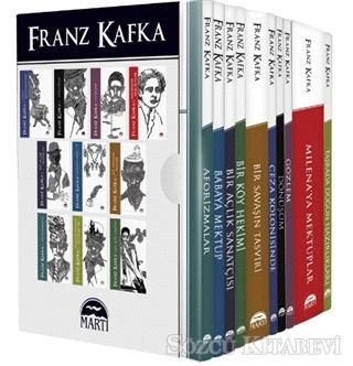 Franz Kafka - Franz Kafka Set (10 Kitap Takım) | Sözcü Kitabevi