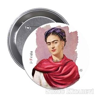 Frida Kahlo 4 - Rozet