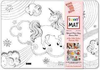 Funny Mat - Unicorn
