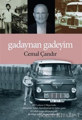 Cemal Çandır - Gadaynan Gadeyim   Sözcü Kitabevi