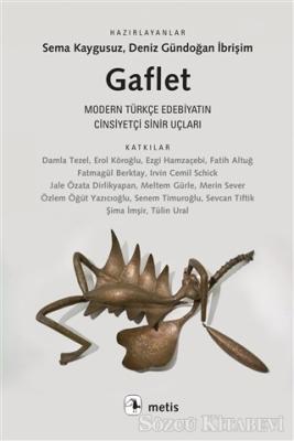 Kolektif - Gaflet | Sözcü Kitabevi