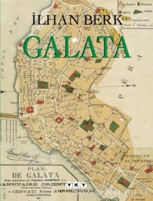 İlhan Berk - Galata | Sözcü Kitabevi