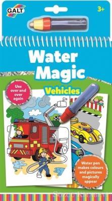 Galt Water Magic Sihirli Kitap Taşıtlar 3 Yaş+ 1004933