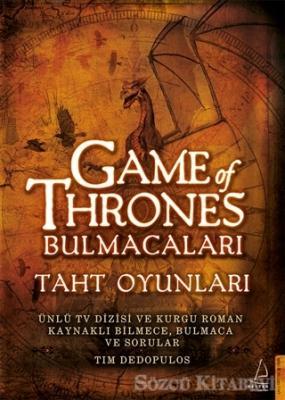 Game Of Thrones Bulmacaları - Taht Oyunları