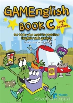 Gamenglish Book C + 12 Posters