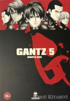 Gantz 5 - Hiroya Oku