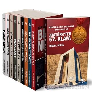 Gazi Paşa Kütüphanesi (10 Kitap Takım)