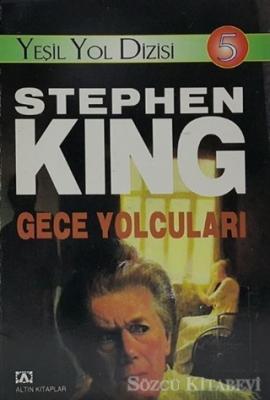 Stephen King - Gece Yolcuları | Sözcü Kitabevi