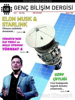 Genç Bilişim Dergisi Sayı: 1 Ağustos 2020