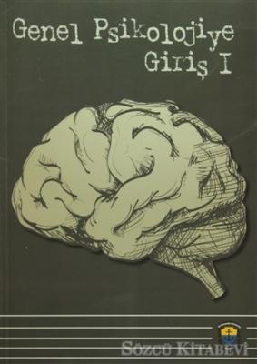 Genel Psikolojiye Giriş 1
