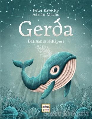 Peter Kavecky - Gerda-Balinanın Hikayesi | Sözcü Kitabevi