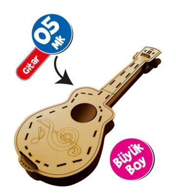 Kum Toys - Gitar | Sözcü Kitabevi