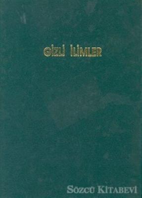 Mustafa İloğlu - Gizli İlimler Hazinesi (2 Cilt Takım) | Sözcü Kitabevi