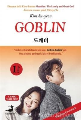 Kim Su-Yeon - Goblin 1. Kitap | Sözcü Kitabevi